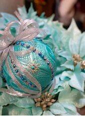 Новогодние игрушки шарики красивые