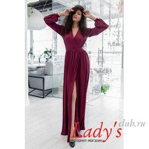 Длинные платья (1)
