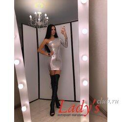 Женское нарядное платье Lady's club lcl16_15 купить недорого в интернет магазине вечернее