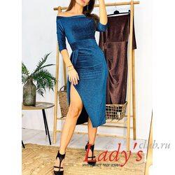 Женское нарядное платье lcl13-109 Lady's club купить в интернет магазине вечернее