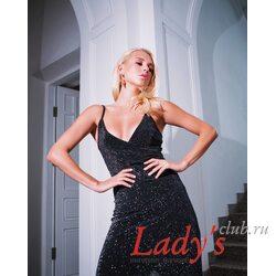 Женское нарядное платье lcl13-198 Lady's club купить в интернет магазине вечернее