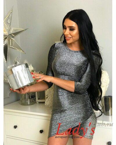 Женское нарядное платье Lady's club lcl16_11 купить недорого в интернет магазине вечернее