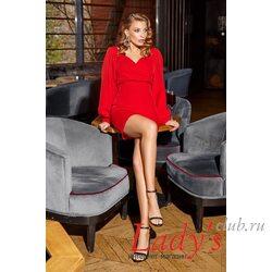 Женское нарядное платье lcl13-147 Lady's club купить в интернет магазине вечернее