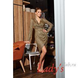 Женское нарядное платье lcl13-237 Lady's club купить в интернет магазине вечернее