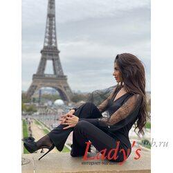 Женское нарядное платье lcl13-106 Lady's club купить в интернет магазине вечернее
