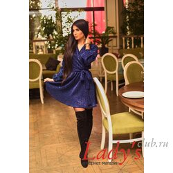 Женское нарядное платье lcl13-107 Lady's club купить в интернет магазине вечернее