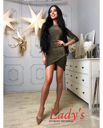 Женское нарядное платье Lady's club lcl16_10 купить недорого в интернет магазине вечернее