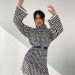 Модные, стильные, красивые женские платья от самых модных дизайнеров высокого качества купить недорого в интернет-магазине Lady's club.ru. Недорогие праздничные, вечерние, короткие, длинные, коктейльные, новогодние,  повседневные платья, платья на корпоратив с доставкой