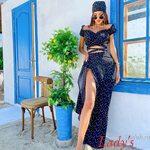 Женское короткое платье купить в интернет магазине Lady's club.ru lcl/13071